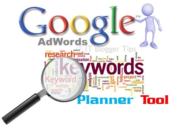 Google søgeord planner